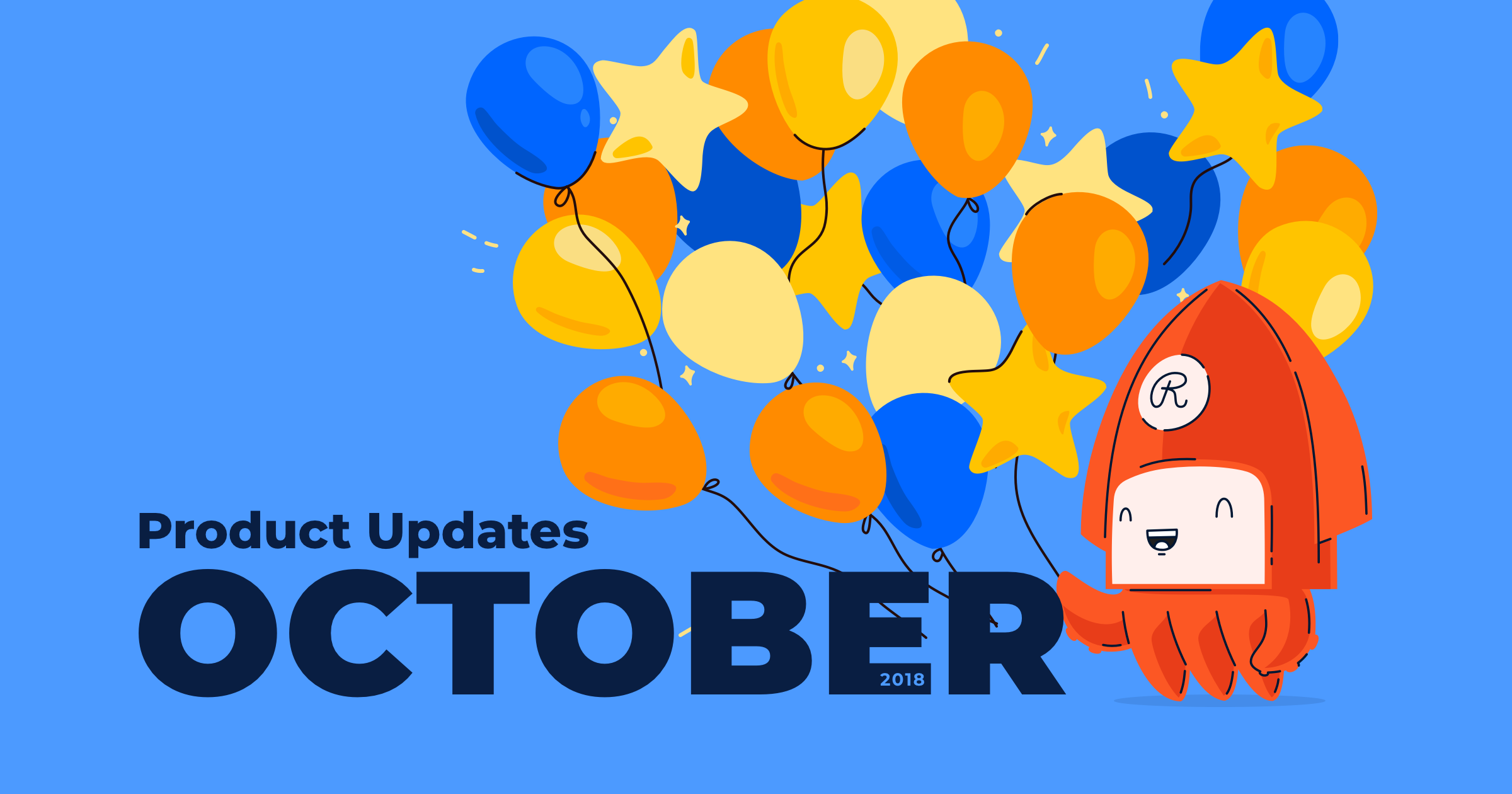 Restream october product updates