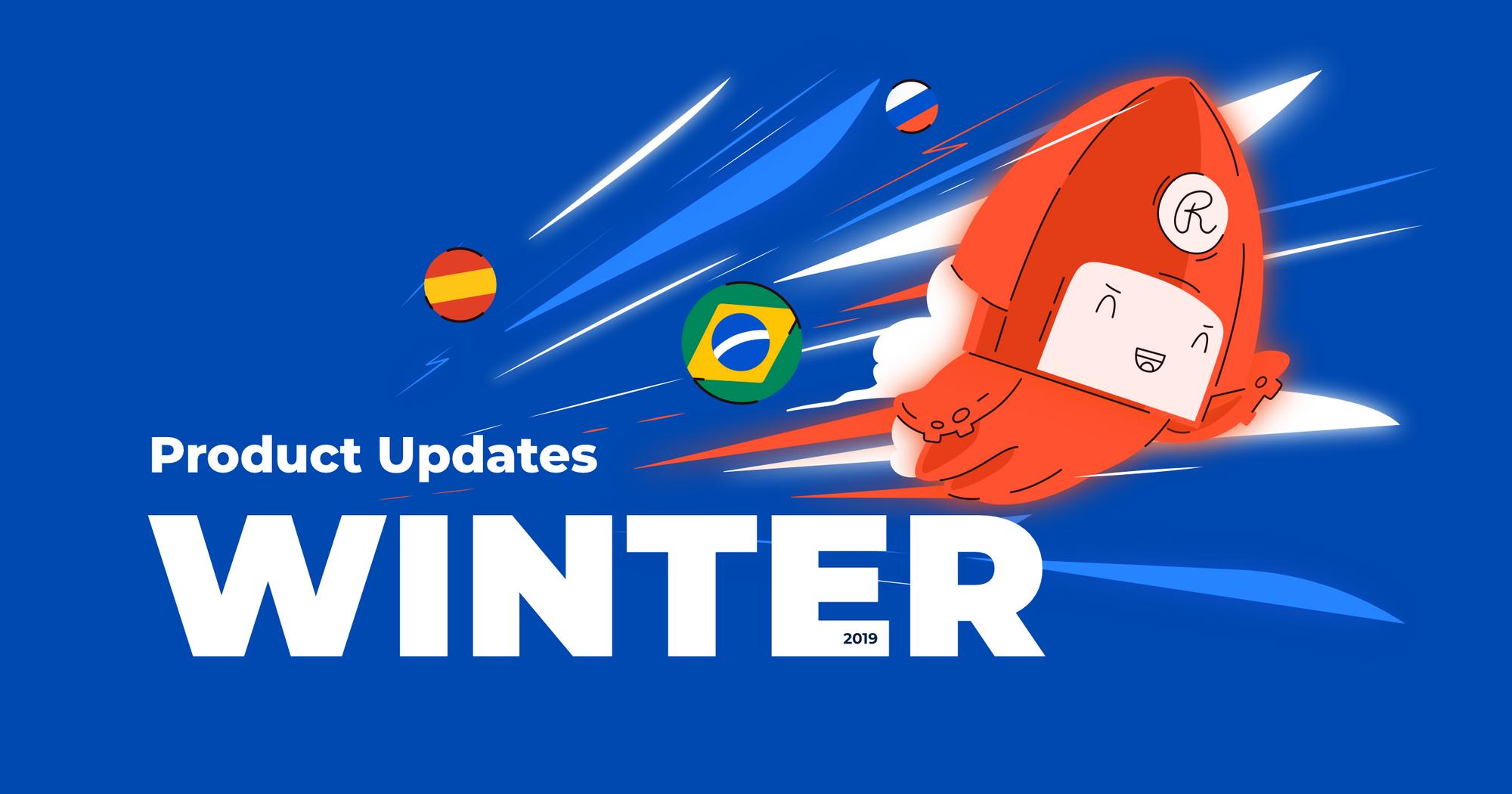 Restream winter product updates