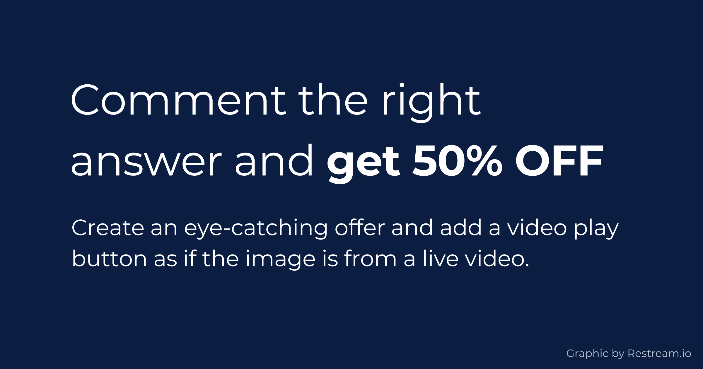 6 Ways to Increase Sales With Live Video Streaming – Restream Blog