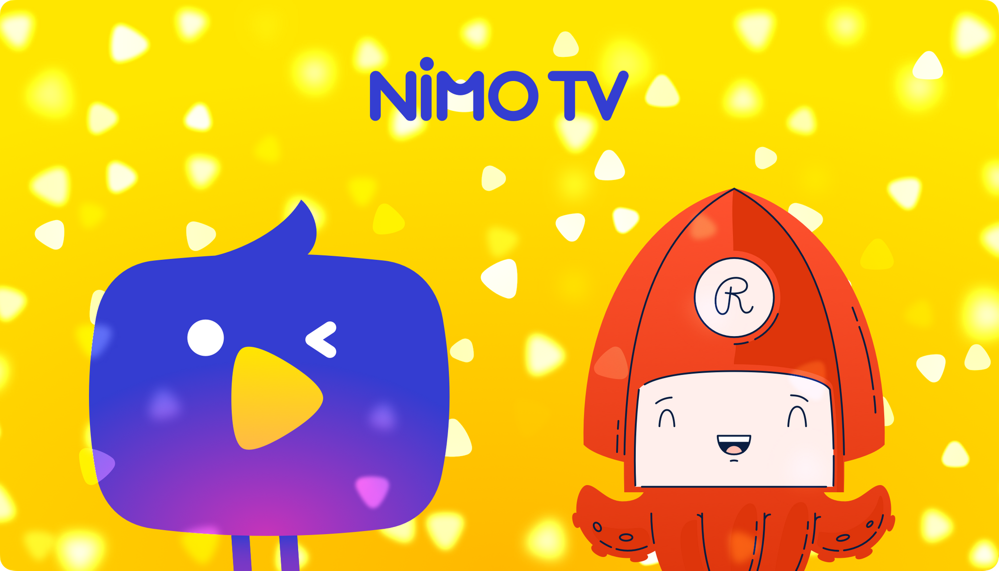 Restream and Nimo TV