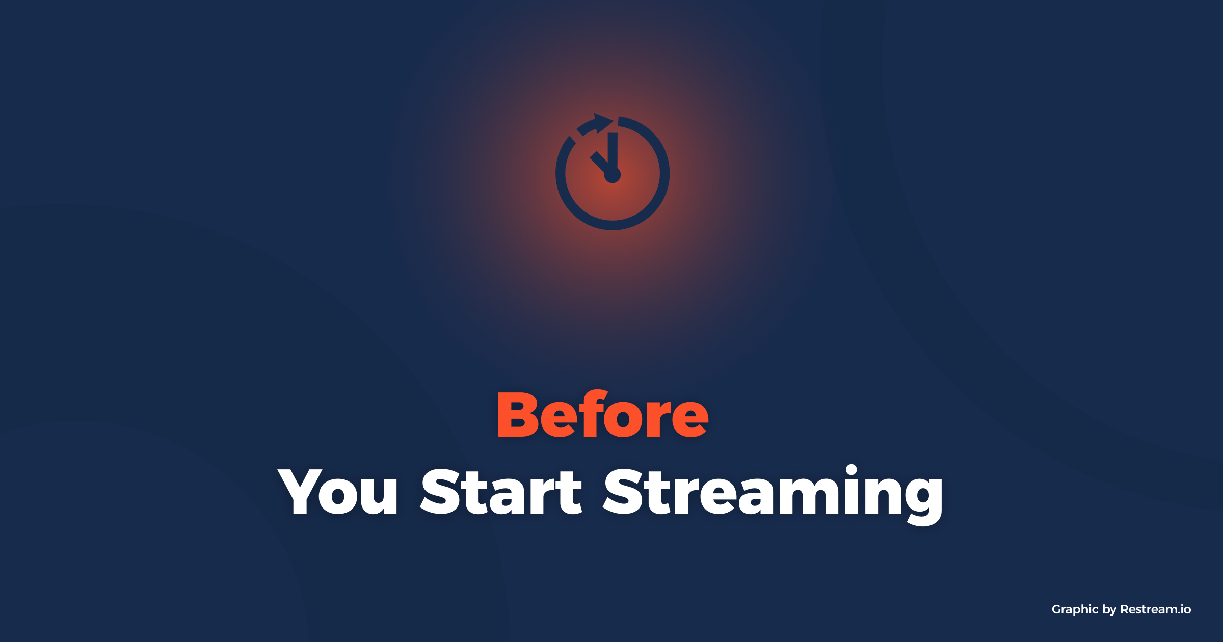 Facebook Live: Before You Start Streaming