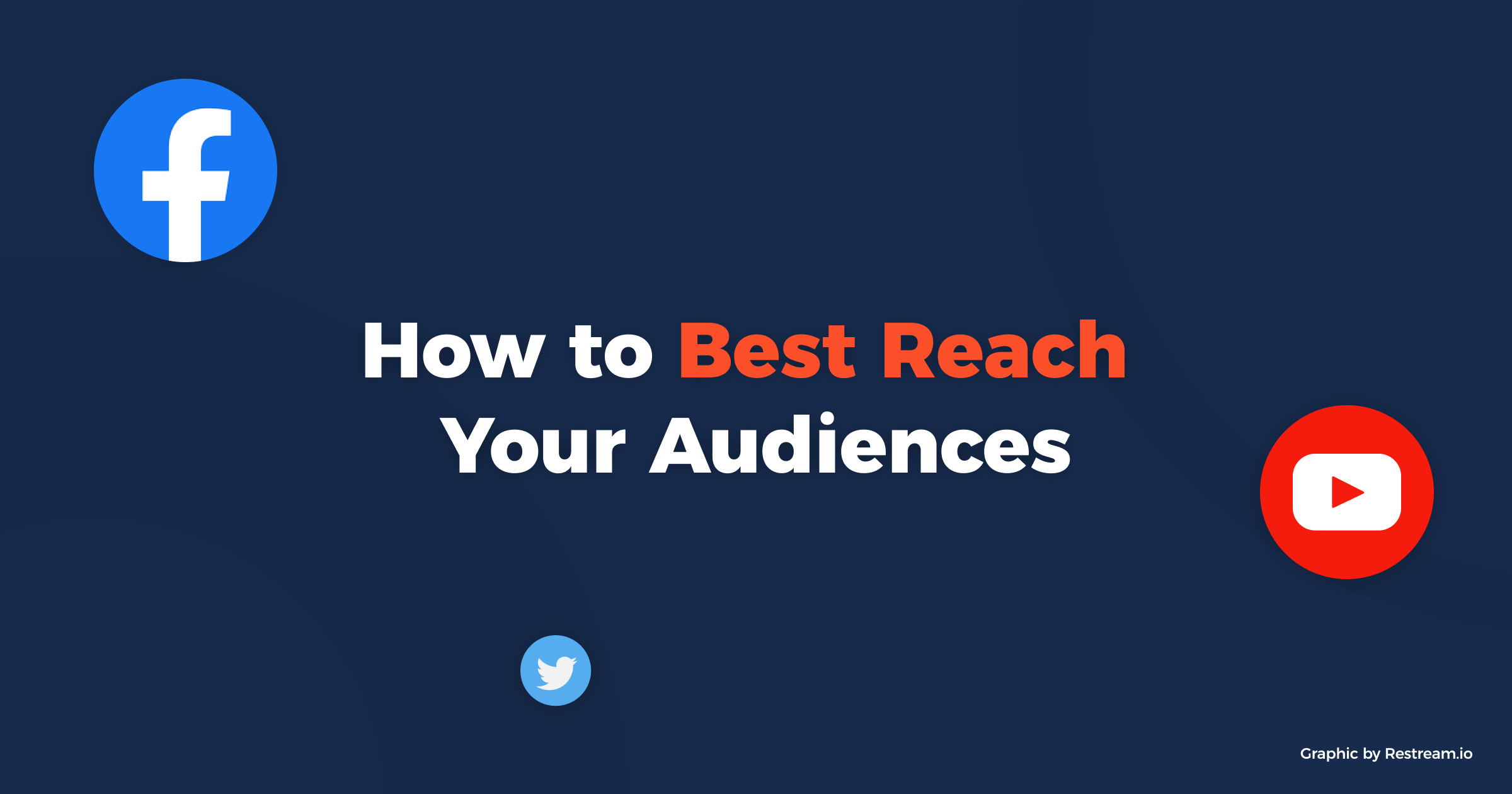How to Best Reach Your Audiences