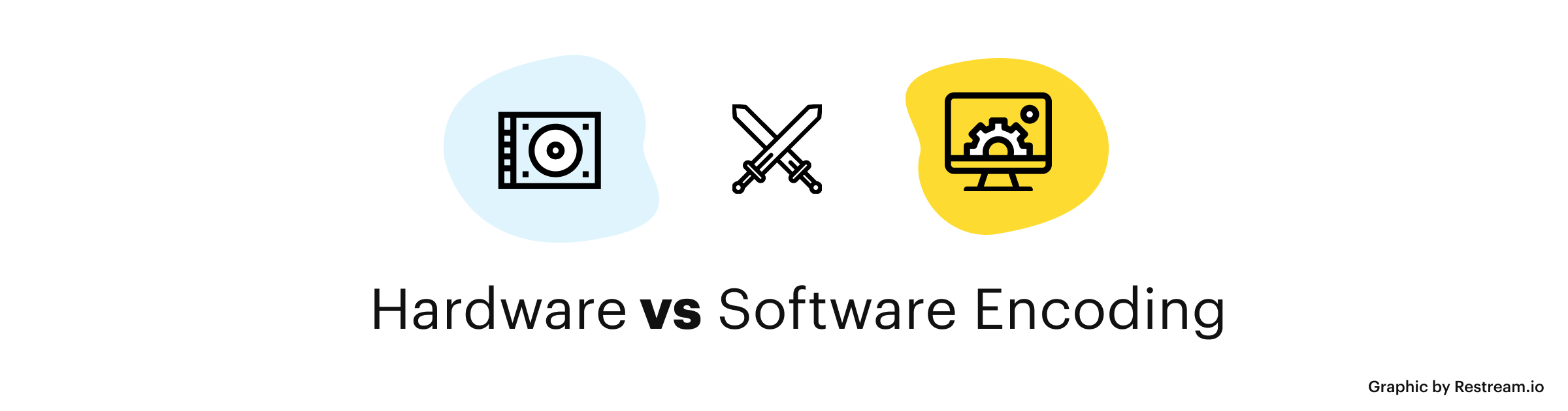 Hardware Encoding vs. Software Encoding