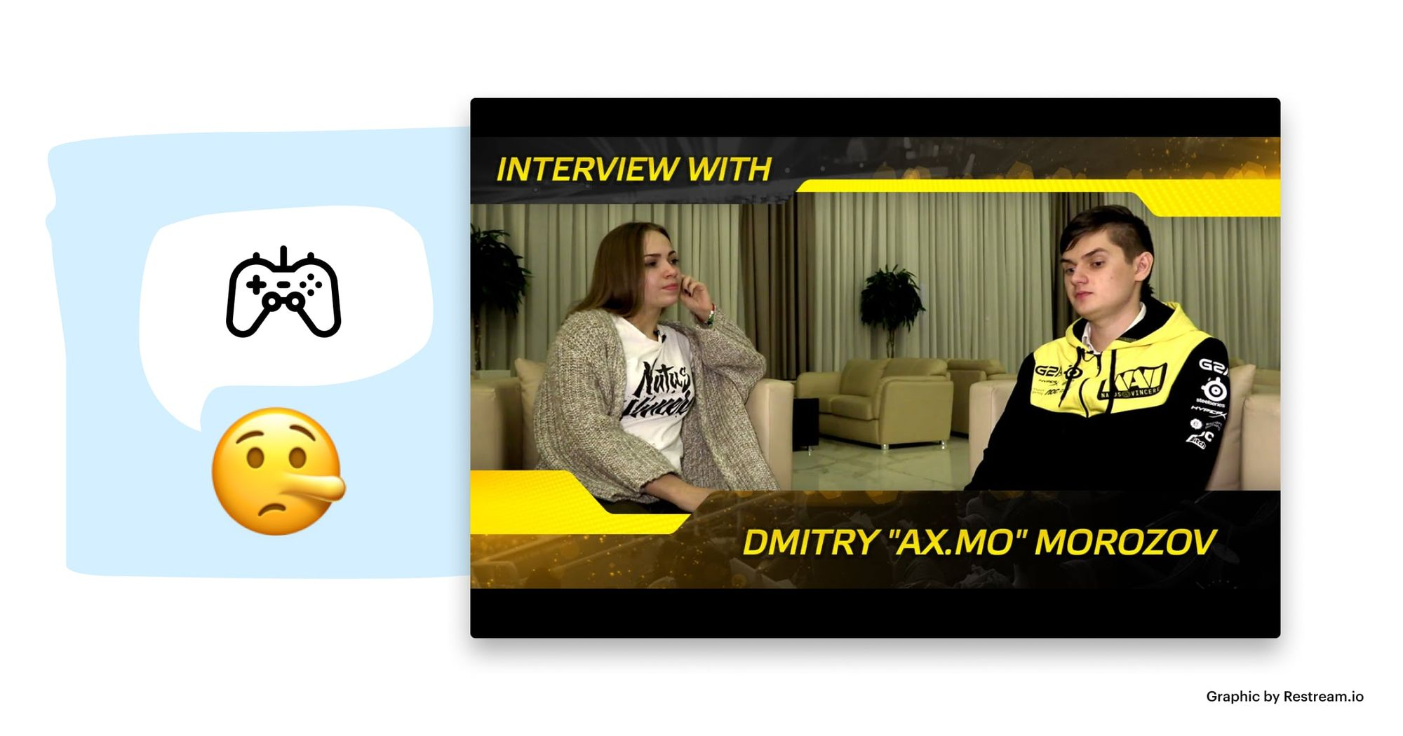 "Interview with Dmitry ""AX.MO"" Morozov"