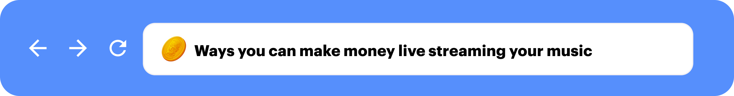 Ways you can make money live streaming your music