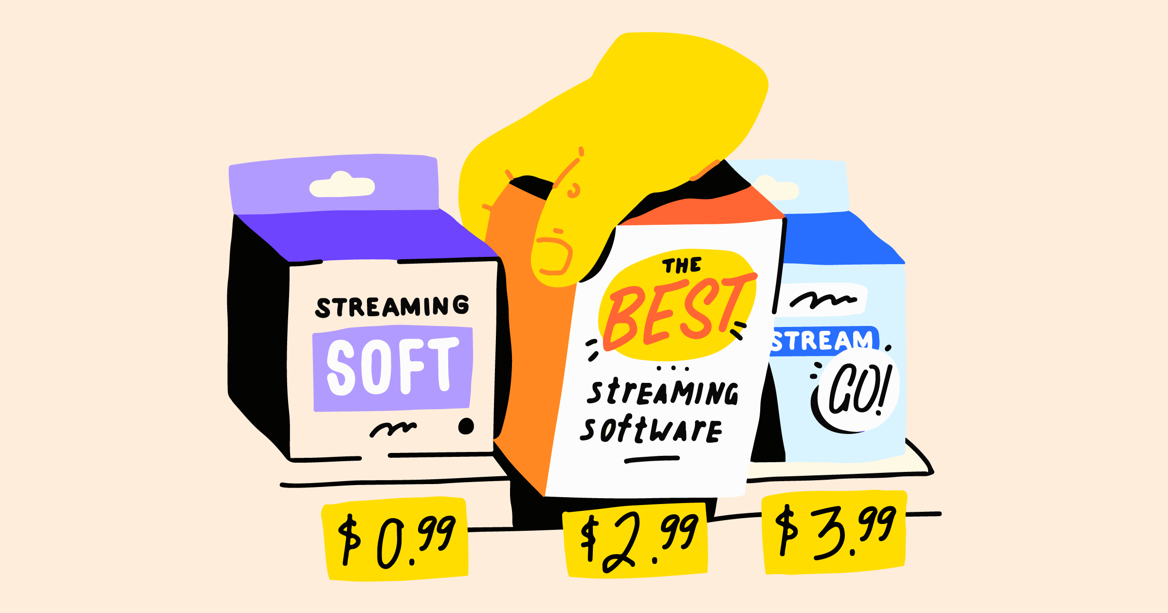 How to choose the best streaming software