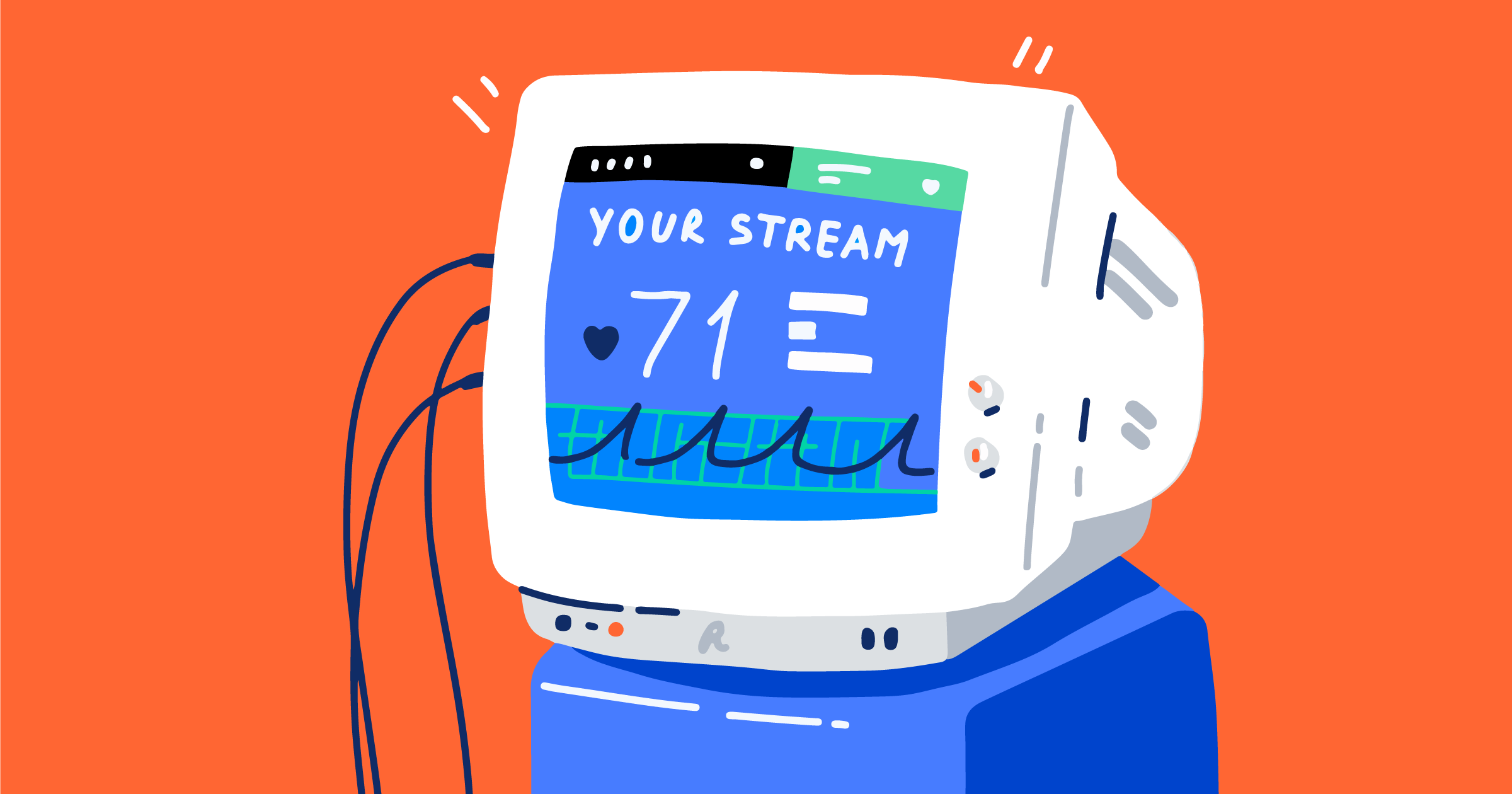 How to monitor the quality of live streaming