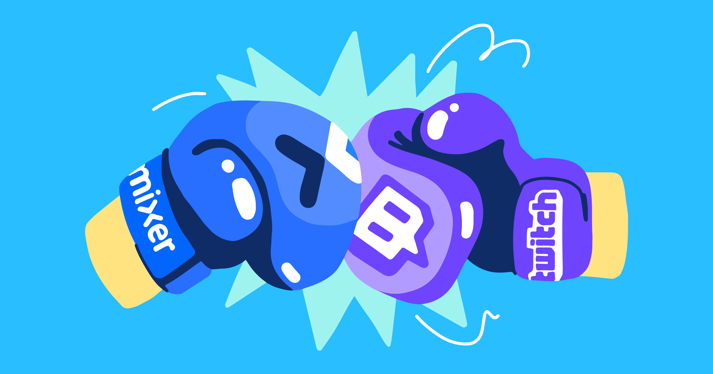 Mixer vs. Twitch: What to choose for streaming