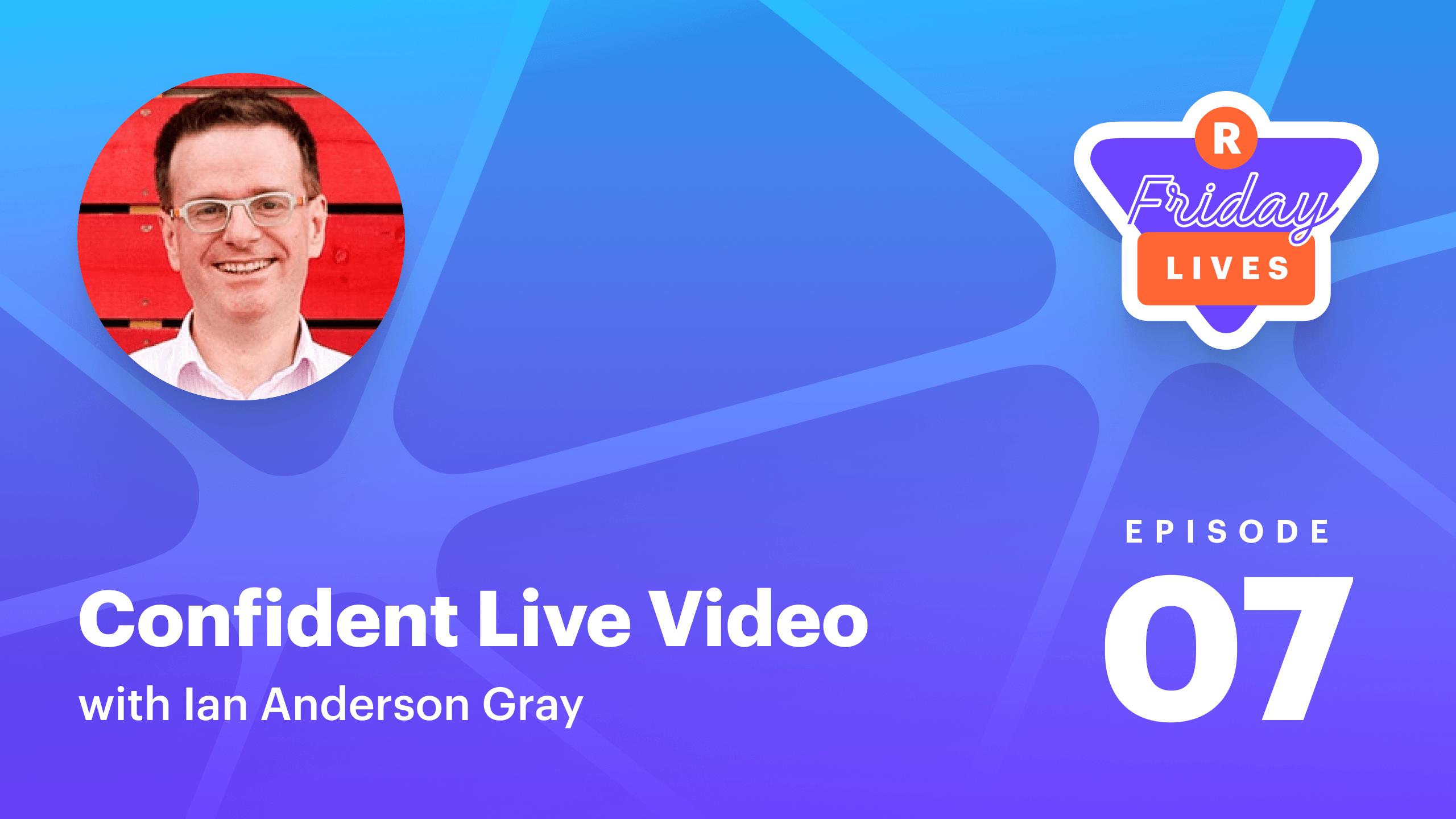 Confident live streaming for entrepreneurs