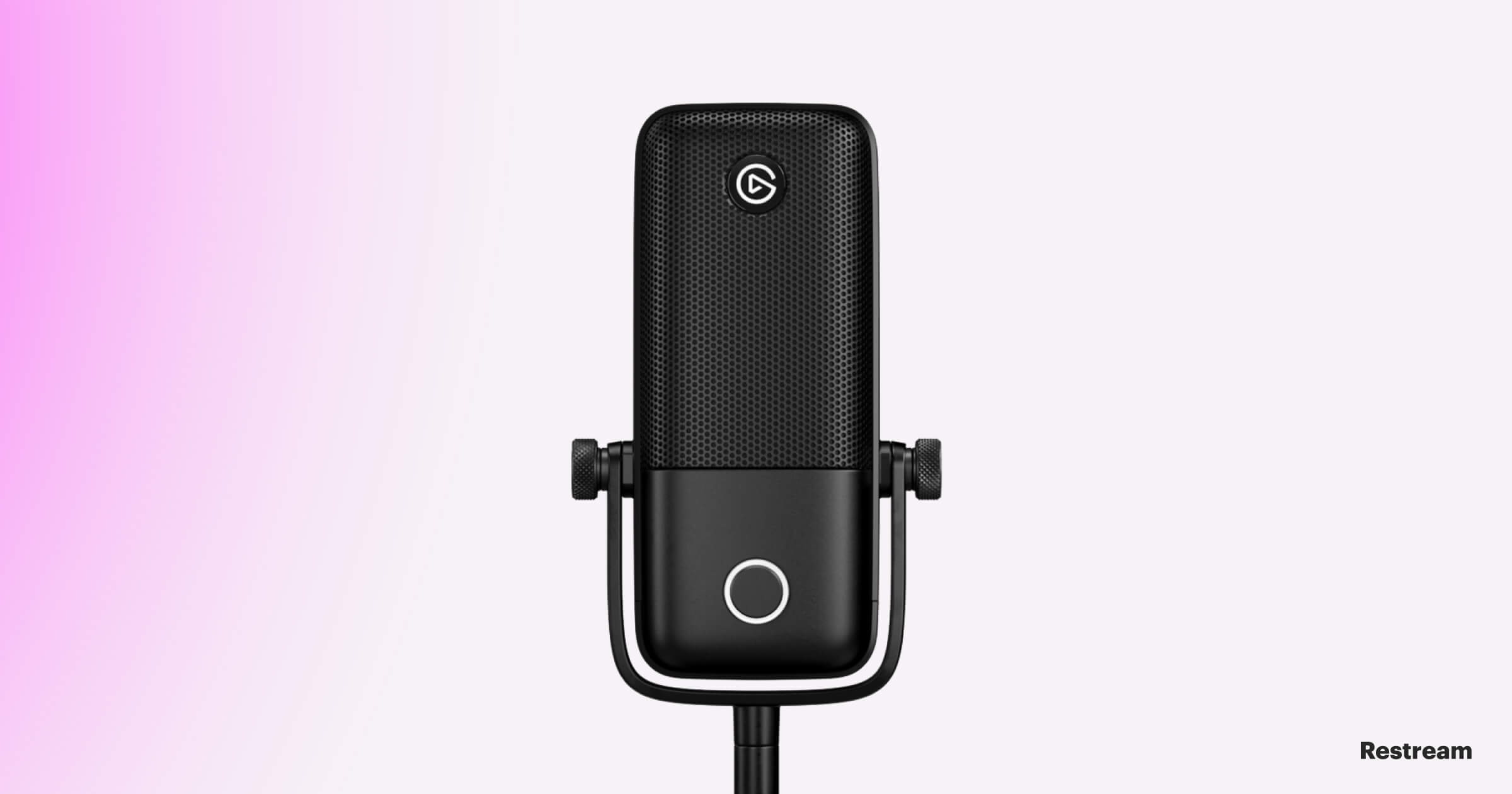 Microphone for streaming — Elgato Wave 3