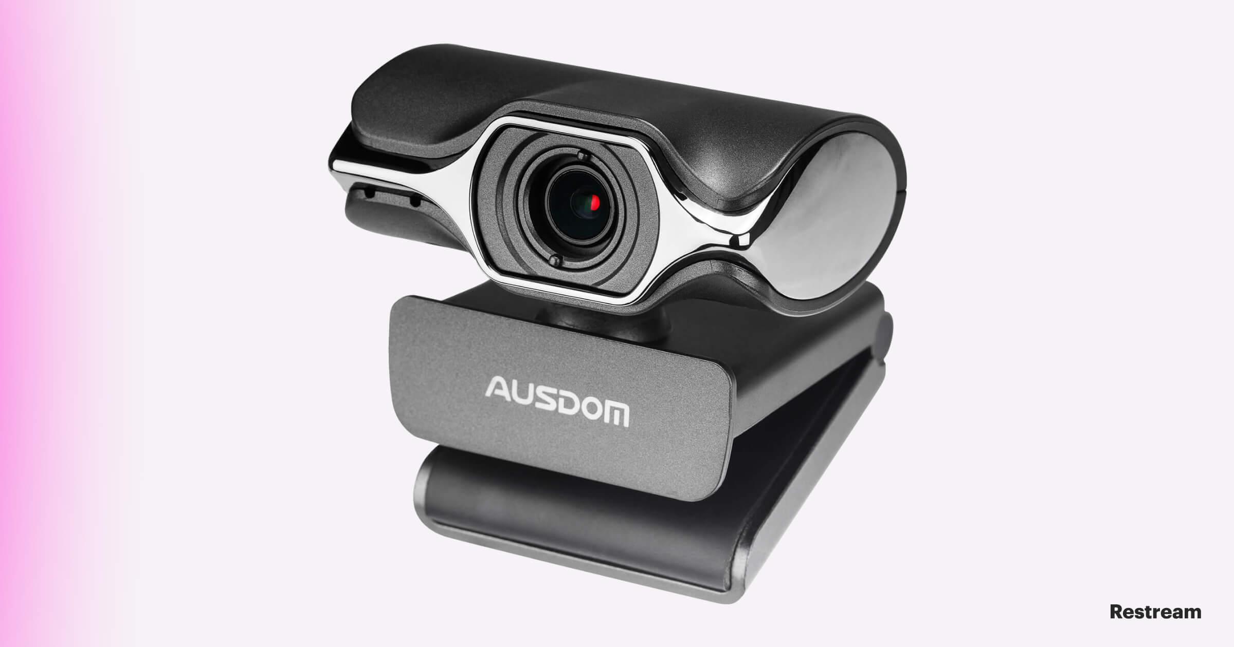 AUSDOM AW620 Pro Stream Camera