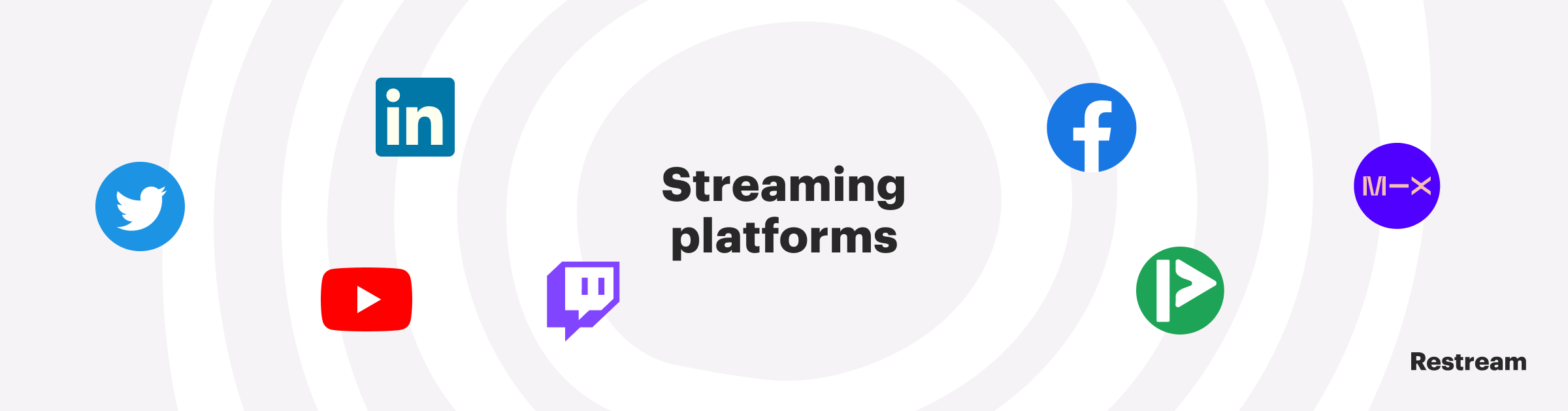Live streaming platfroms