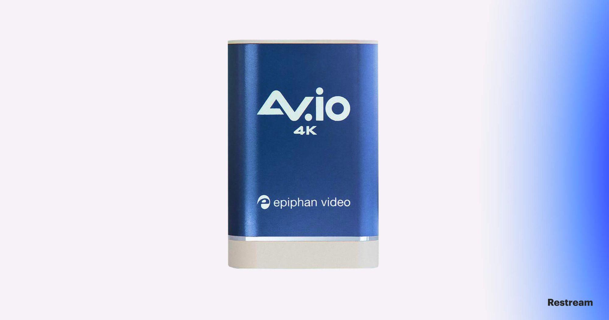 Epiphan Systems Inc. AV.io 4K