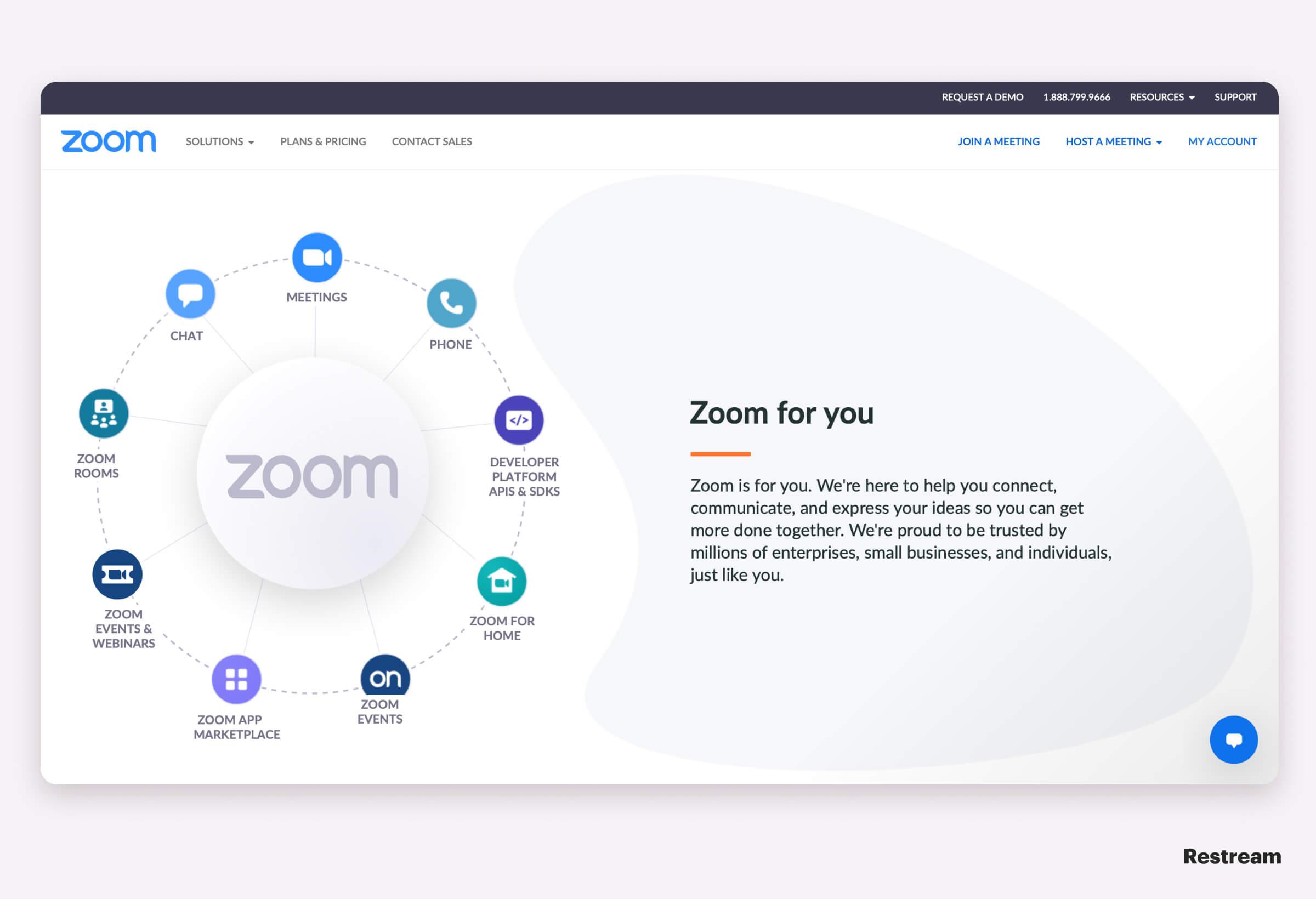 How to live stream Zoom webinars and meetings