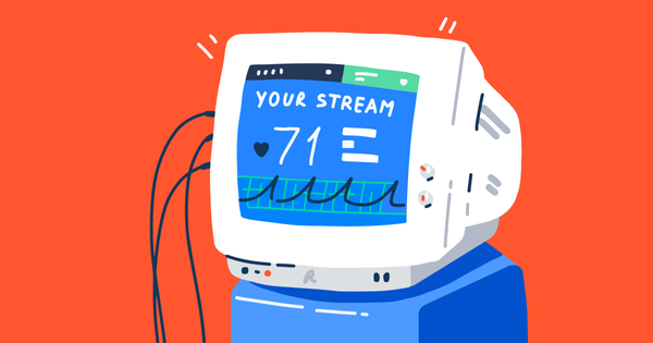 How to monitor the quality of live streaming?