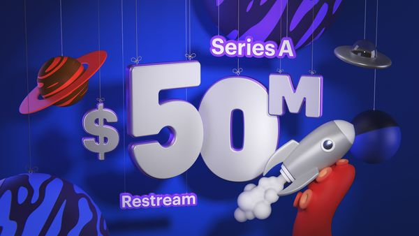 Big news! Restream announces $50M Series A & launch of Restream Studio