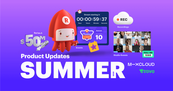 Summer 2020 product updates