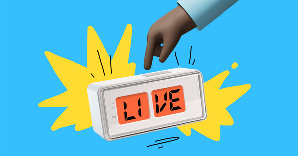 How to find the perfect time for your live stream show