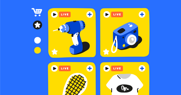 How to best use live streaming for e-commerce