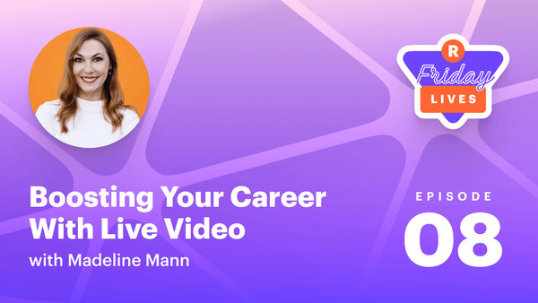 Leveraging live video for job seekers and HR professionals