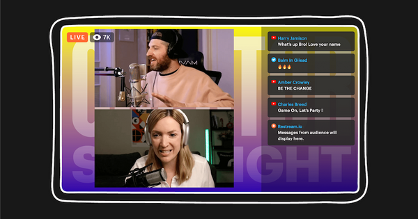 Chat Overlay in Studio: How it works